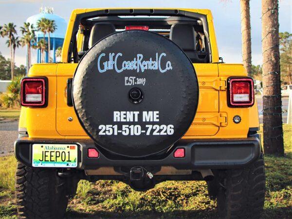 jeep rentals gulf shores alabama